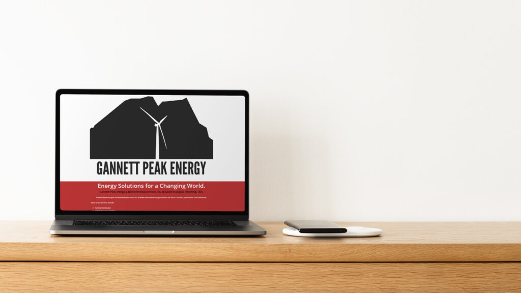 Gannett Peak Energy Website